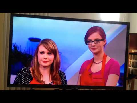 Jacqueline & MarieLouise on Channel 4's Win it Cook it Part 2
