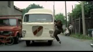 Inseguimento car chase - La Mala Ordina 1972 - M.Adorf