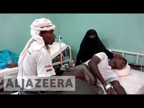 More than 1,700 dead in Yemen's cholera outbreak