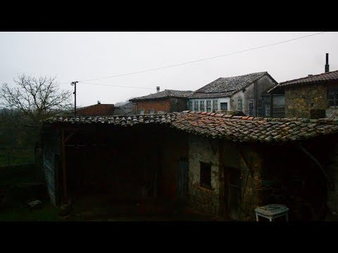 A casa dos resineiros galegos