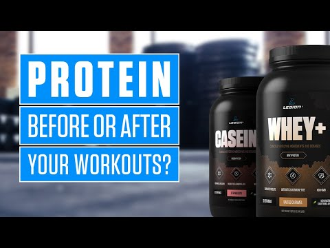 should-you-eat-protein-before-or-after-your-workouts?-(2019)
