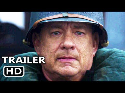 GREYHOUND Official Trailer (2020) Tom Hanks Action Movie HD