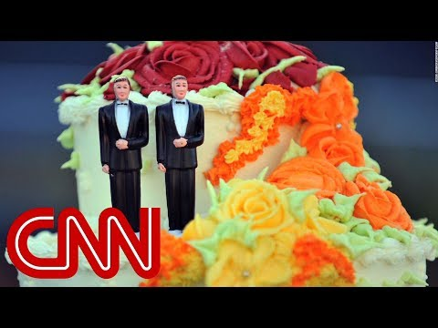 Supreme Court rules for baker in same-sex wedding cake case
