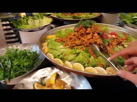 Шведский стол Турция