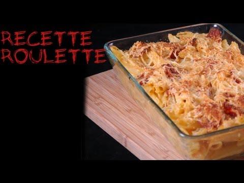 Recette : Gratin de pâtes au chorizo !