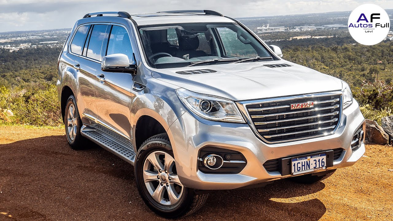 Haval H9 | ¿Podrá contra el Toyota Land Cruiser Prado? | Revisión Completa