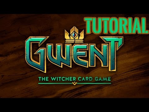 GWENT [TUTORIAL] Deutsch - The Witcher Card Game Closed Beta | Gwent Gameplay Guide | Foltest Deck
