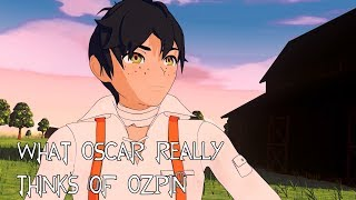 What Oscar REALLY Thinks of Ozpin (RWBY Thoughts)
