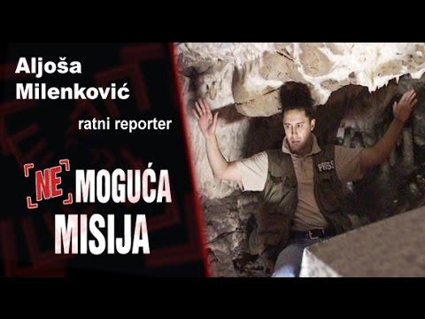 Nemoguća misija - Aljoša Milenković