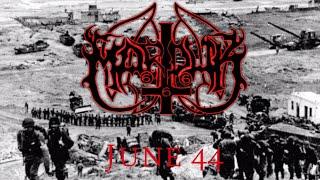 Marduk june 44 (lyrics fan made)