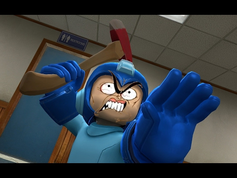 Super Angry Robot Megaman - Loquendo xD