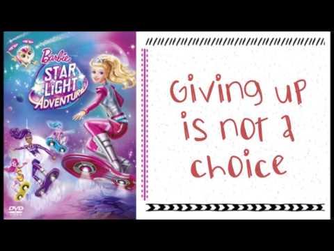 Barbie: Star Light Adventure - Shooting Star (Acoustic Reprise) w/lyrics