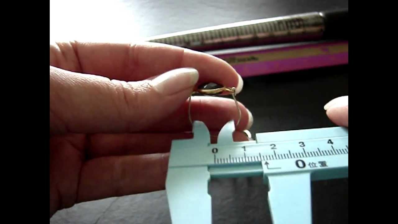 Как правильно подобрать размер кольца