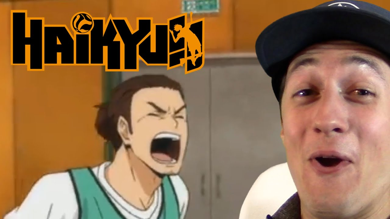 COACH VOLLEYBALL LOSERS!!! | Haikyuu Reaction Commentary Season 1 Episode 9