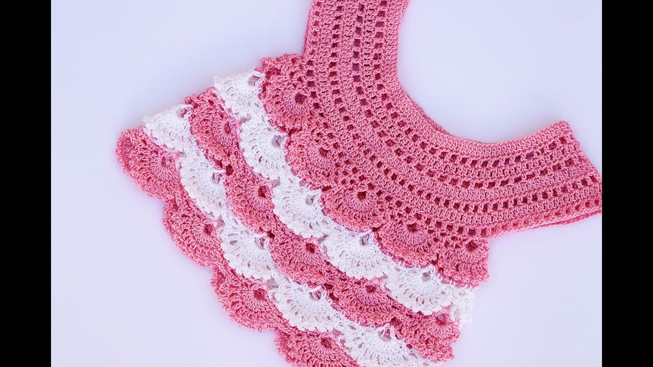 Blusa, polera o remera a crochet muy fácil con patrón dentro - YouTube