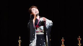 エントリーNo.59(一般の部) 「永井裕子」の【海猫挽歌】を歌唱されました。