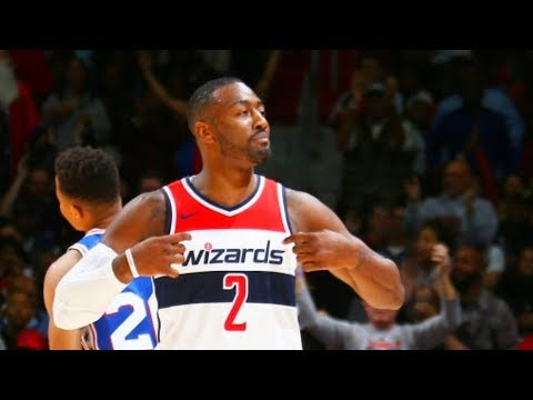 Download Youtube: John Wall Can't Be Guarded!!! Philadelphia Sixers vs Washington Wizards Full Game Highlights