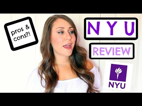 NYU REVIEW // pros & cons | College Life