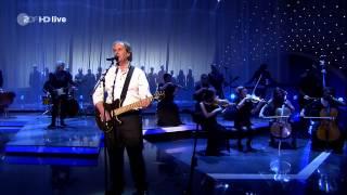 Chris de Burgh - The Hands Of Man (Willkommen bei Carmen Nebel - ZDF HD 2015 may16)