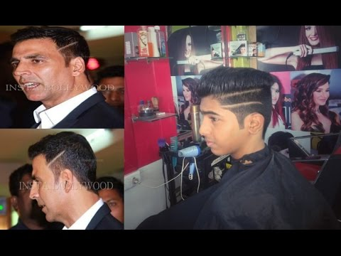 Akshay Kumar Hairstyle✂ Hairstyle in Housefull  3 ✂ Awesome Hairstyle...27