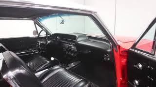 4119 ATL 1963 Chevy Impala SS