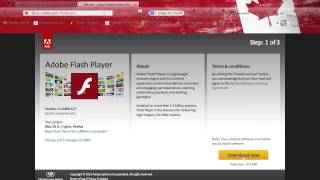 How to get Adobe Flash Player for Mac
