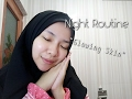 "Night Routine ""Glowing Skin""(Olive Oil,  Wardah,  Biore) 