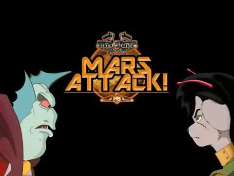 Biker Mice:Mars Attack! Trailer