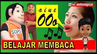 BELAJAR MEMBACA bersama Boneka Sopo Jarwo