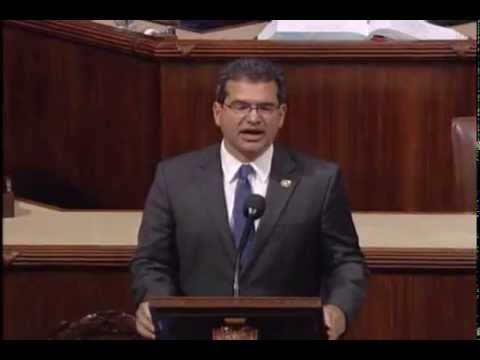"Pierluisi:  ""Why Puerto Rico Statehood is in the U.S. National Interest"""