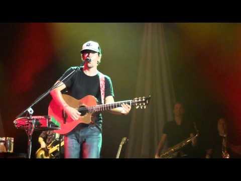 Jason Mraz - 5/6 (Live In Moscow 2013)