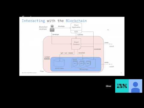 Learn about enterprise-grade blockchain networks using Hyperledger Fabric