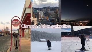 Canada Video 캐나다에서 한 달, 캐나다 단기…