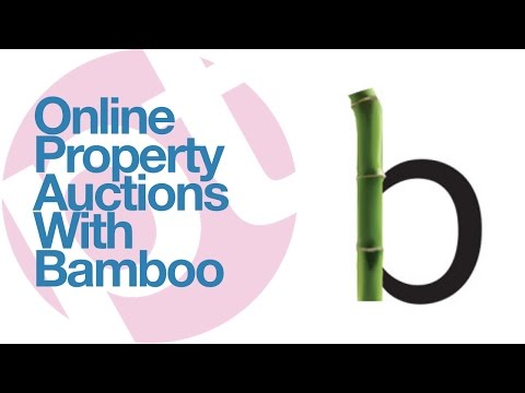 Online property auctions with Bamboo Auctions