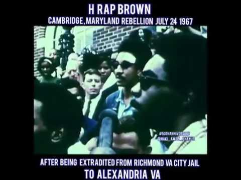 Elder H .Rap Brown (Imam Jamil Abdullah Al-Amin)