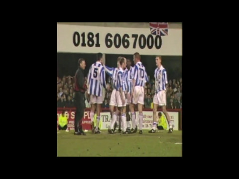 FLASHBACK: the 1994/95 Play-Off semi-finals against Brentford