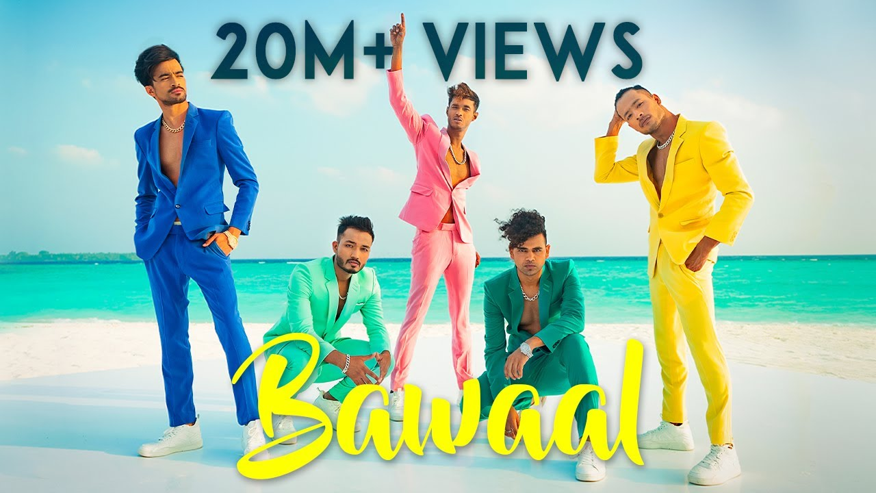 Download BAWAAL (Official Video) | MJ5 | Latest Song 2021
