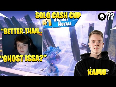 Ghost Kamo Shows Why He Is BEST EU Controller Player!
