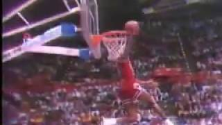 Michael Jordan  - HALF AIR   HALF AMAZING ( Greatest moves )