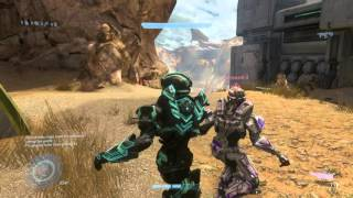 Halo: Online - Slayer Gameplay On Diamondback