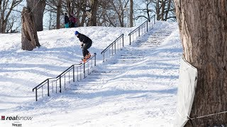 Maria Thomsen: Real Snow 2019 | World of X Games