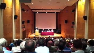 Lars Fischer at YIVO Jews and the Left (CLIP)