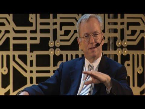 Google's Eric Schmidt: Trump's policies are ...