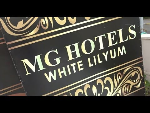 MG White Lilyum 5* Обзор отеля Турция, Кемер, Чамьюва