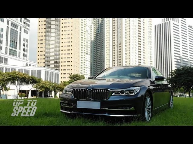 Up To Speed: BMW 7 Series