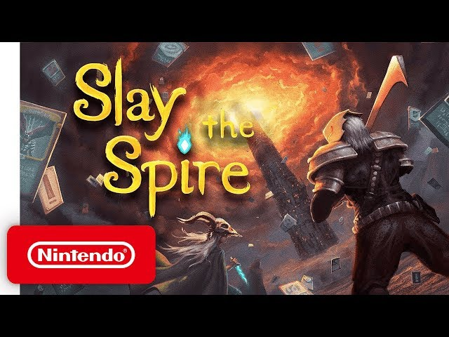 Slay the Spire - Launch Trailer - Nintendo Switch