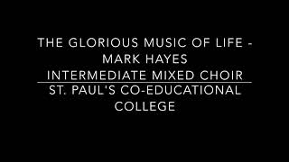 Publication Date: 2017-09-02 | Video Title: The Glorious Music of Life - M