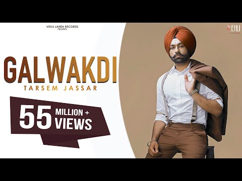 Galwakdi (Full Video) | Tarsem Jassar | Latest Punjabi Songs 2016 | Vehli Janta Records