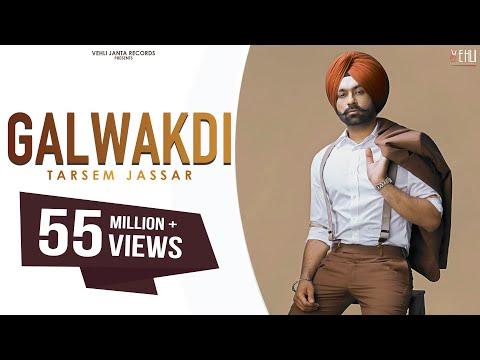 Galwakdi (Full Video)   Tarsem Jassar   Latest Punjabi Songs 2016   Vehli Janta Records