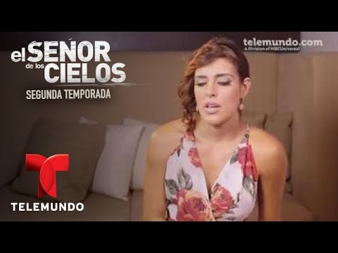 El Se–or de los Cielos 2 | Sara Corrales se destapa hlando ...